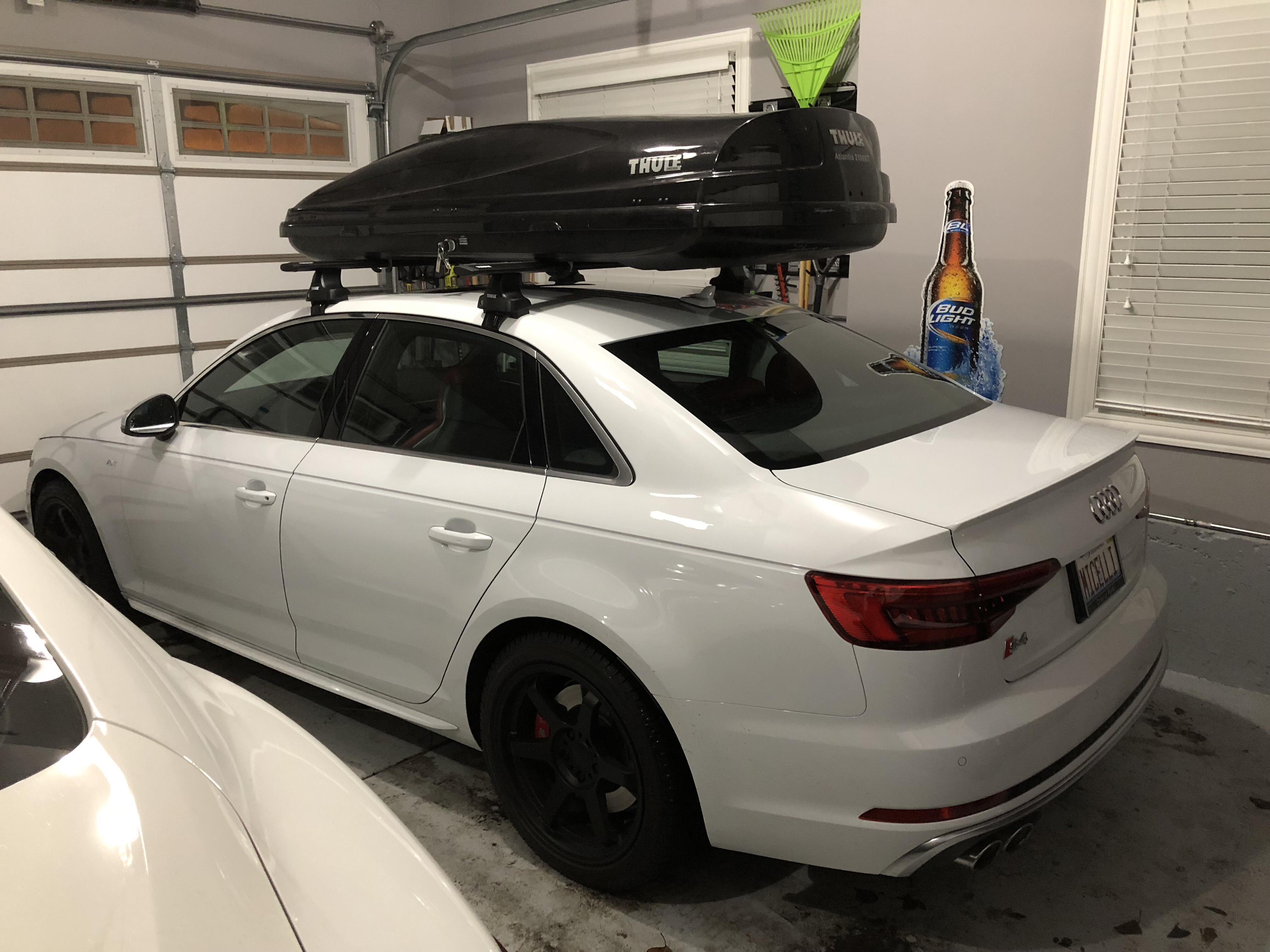 roof rack and cargo carrier audiworld
