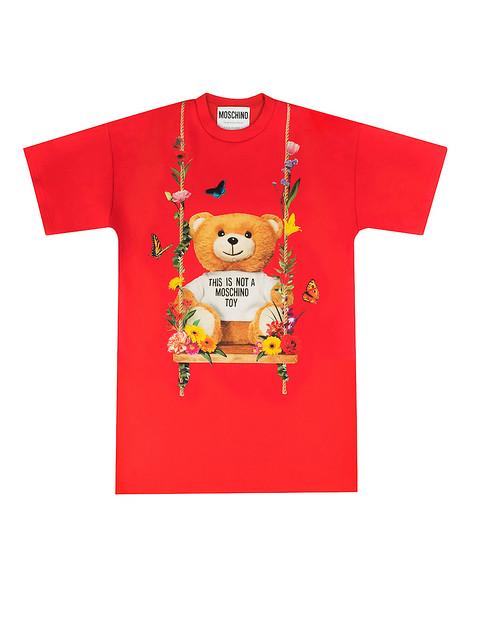 MOSCHINO Exclusive 2_T-shirt dress_MOP 6390