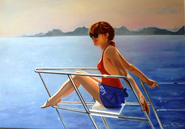 Кристин Тьери Демо. Чувственность и мечты.
