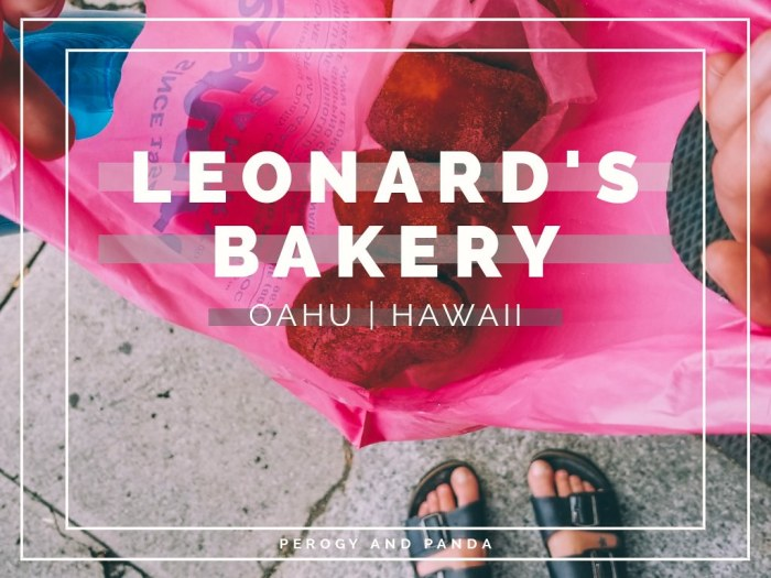 Leonard's Bakery // Oahu Hawaii