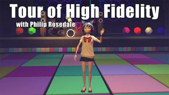 Tour of High Fidelity Inc with Philip Rosedale