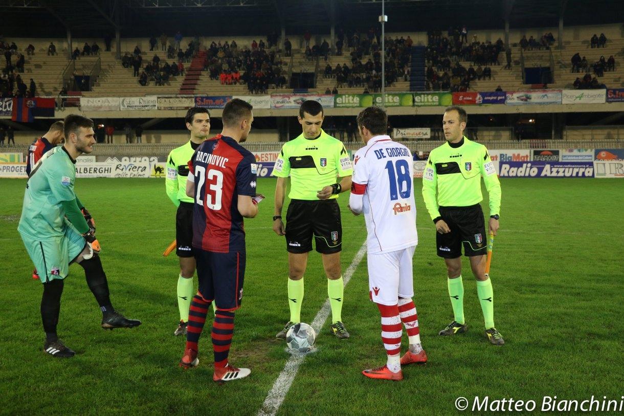 Samb-Vicenza 2-1