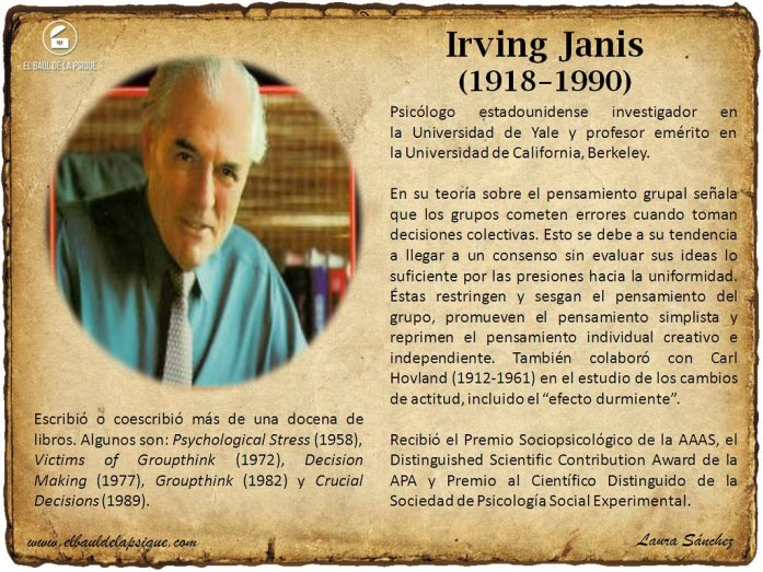 Irving Janis