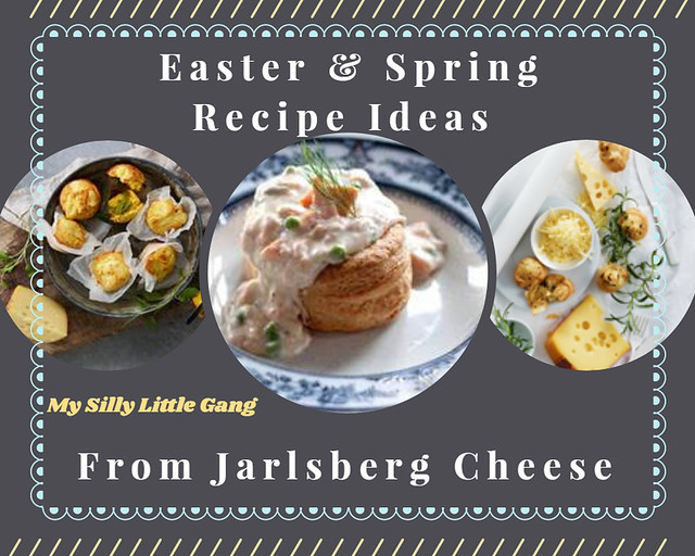 Easter & Spring Recipe Ideas From Jarlsberg Cheese