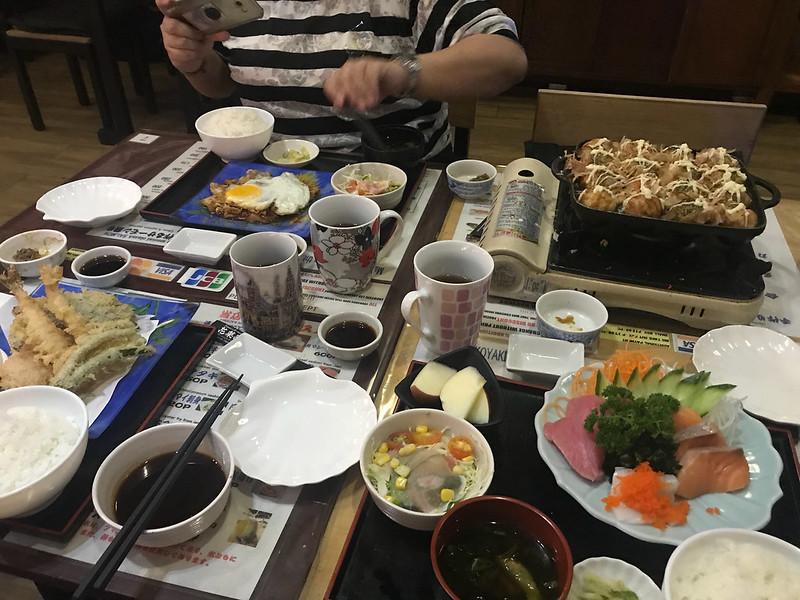 20180406_223242 Hanagushi Dinner