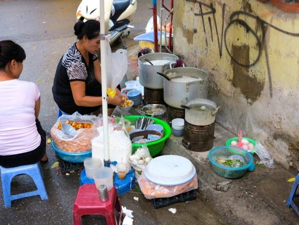 La mejor comida en Vietnam