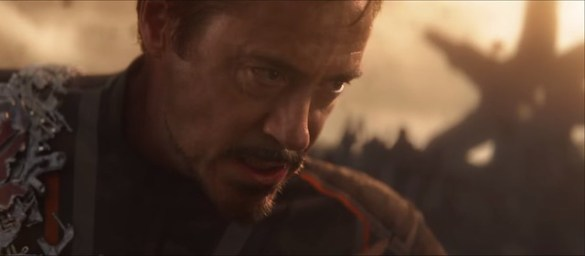 Avengers Infinity War - Iron Man