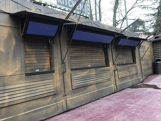 The Burger Kitchen  Forbidden Valley  The Park of the Past  Your premier Alton Towers guide