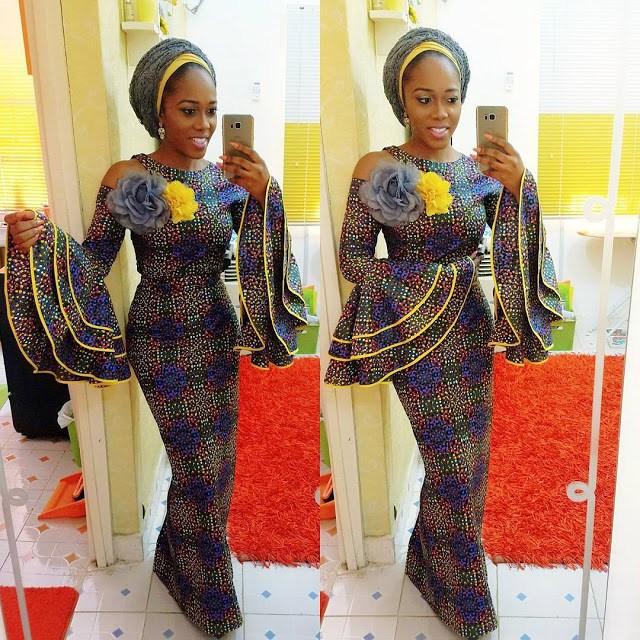 Nigeria Gown Styles