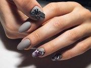 cute fashion nail design