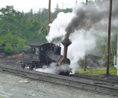 Mt. Washington Cog Railway -- 22 Photos