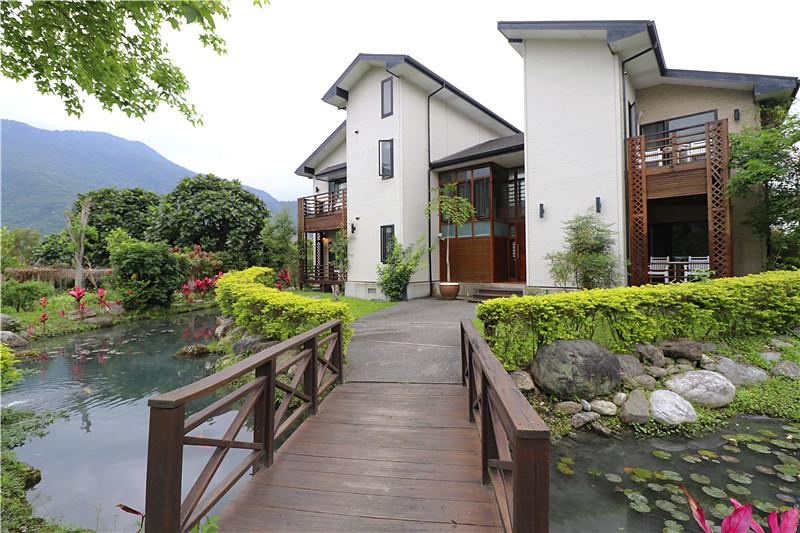 花蓮住宿-金澤居 一棟會呼吸的日式綠建築 享受一日庭園別墅的恬淡生活 @ 跟著小毛一起趴趴GO :: 痞客邦