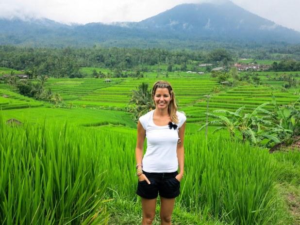 Ruta de unos días en la isla de Bali