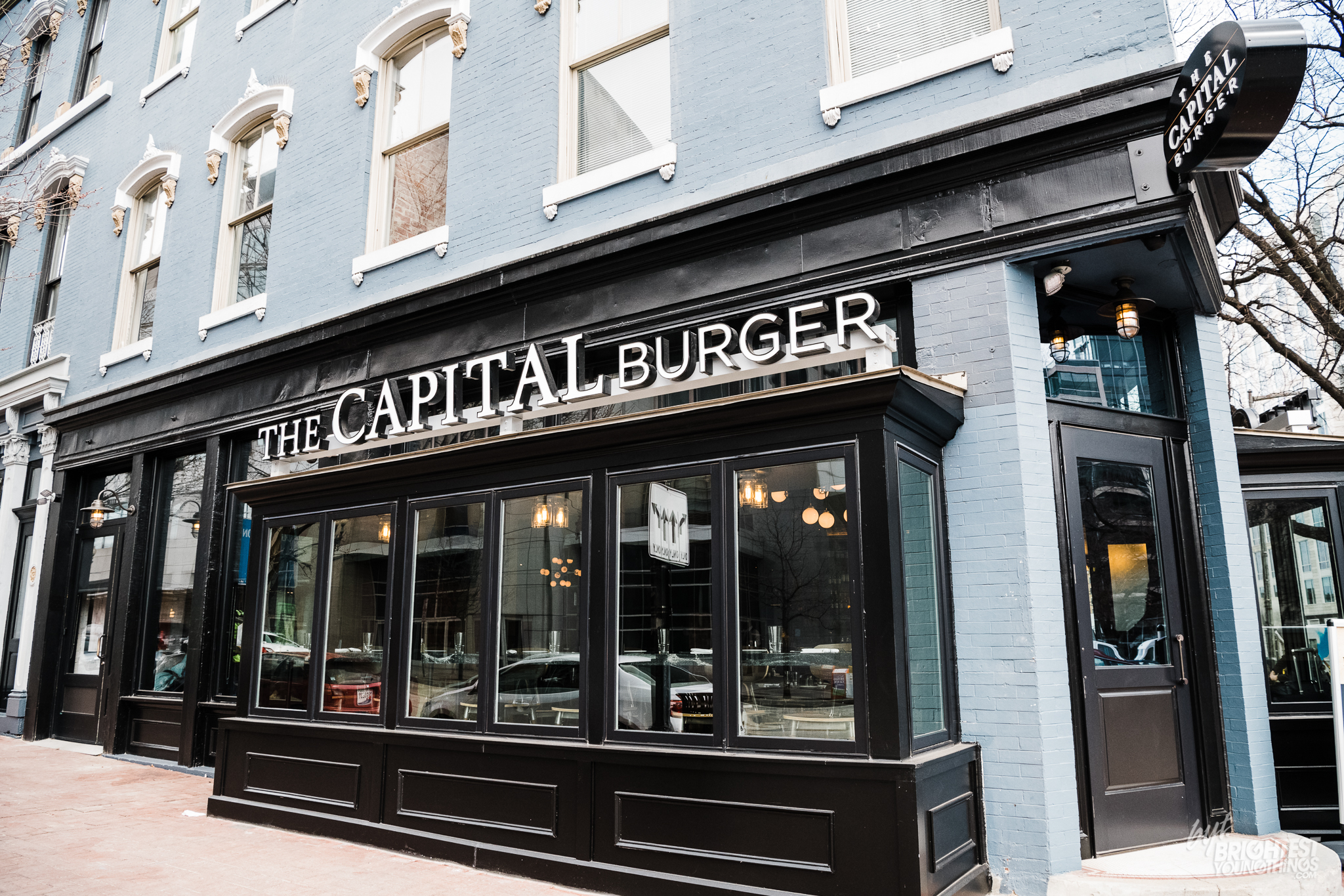 From a Steakhouse to a Burger Joint: Capital Burger Opens In DC ...