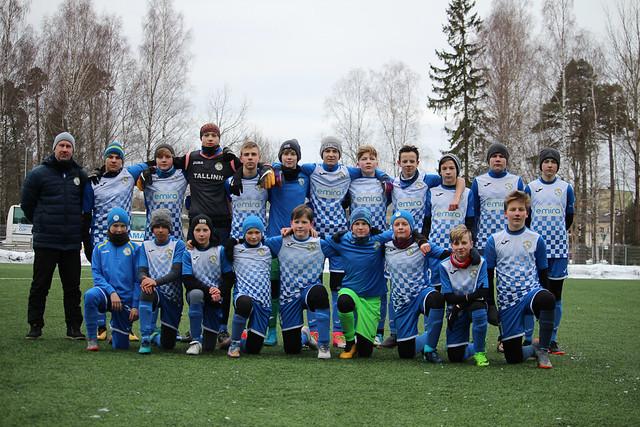 U15/U16 Saku cup 23.03.2018