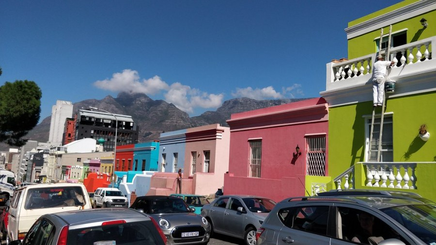 Cape Town South Africa Travel Blog Bo Kaap