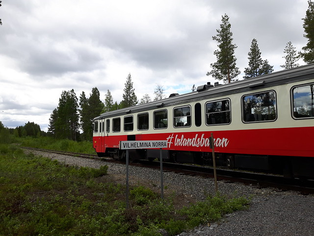 Inlandsbanan Östersund-Gällivare (2)