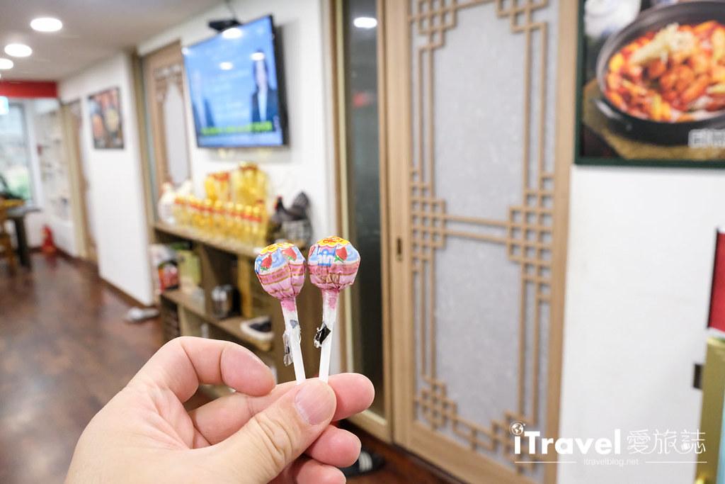 首爾美食餐廳 北村百年土種蔘雞湯 (29)