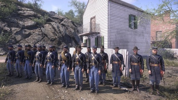 War of Rights - 87th_Ohio