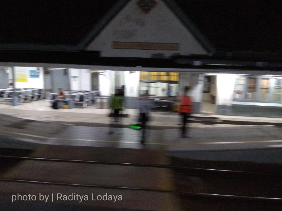 16 TRIP REPORT KERETA API JAYABAYA 3(TEGAL CEPU) - STASIUN WELERI 9