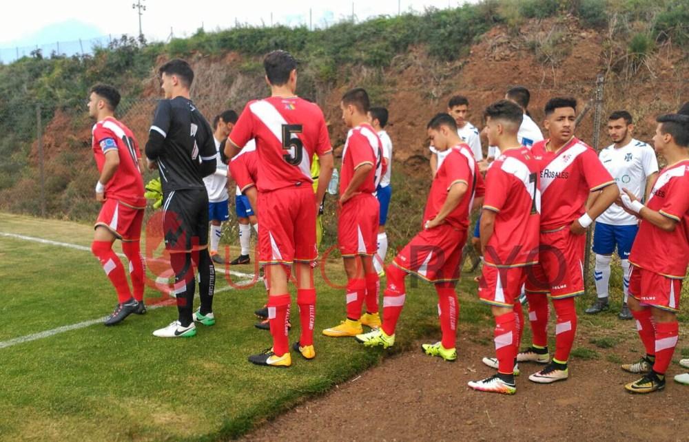Tenerife 0-1 Juvenil A - Copa del Rey