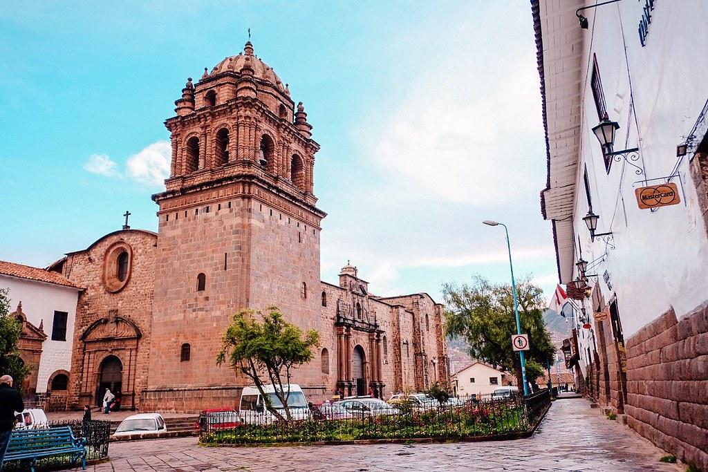 Things to do in Cusco  Iglesia De Santo Domingo