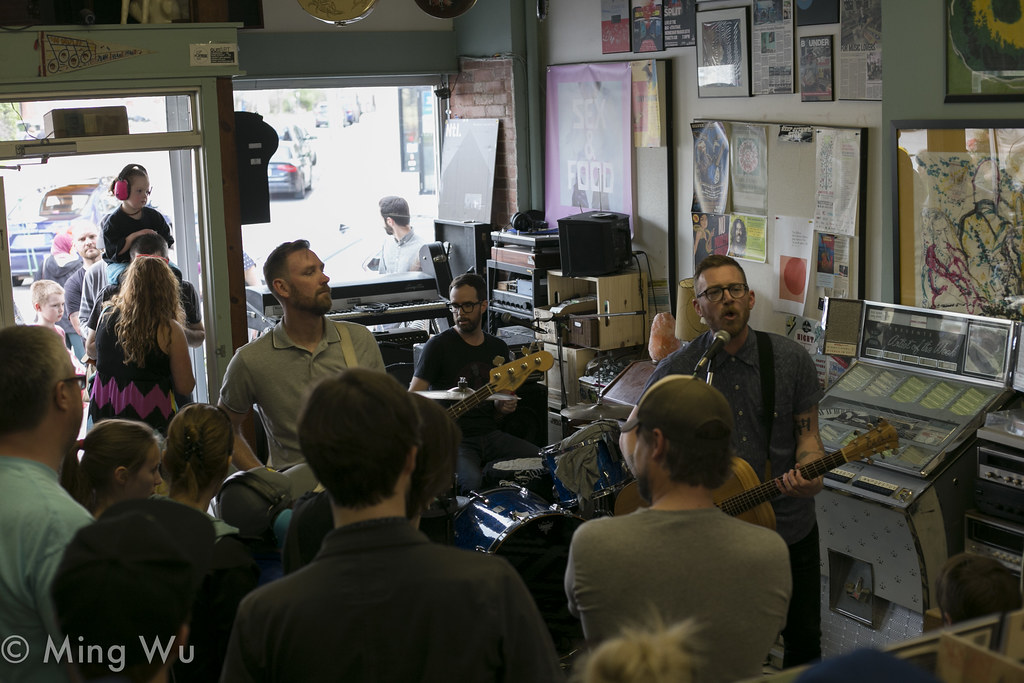 The Creeps @ The Record Centre
