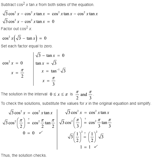 larson-algebra-2-solutions-chapter-14-trigonometric-graphs-identities-equations-exercise-14-4-31e
