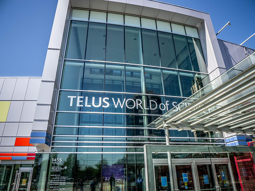 Telus World of Science Museum