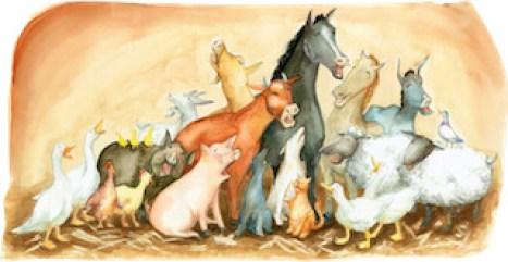 Hayvan Çiftliği