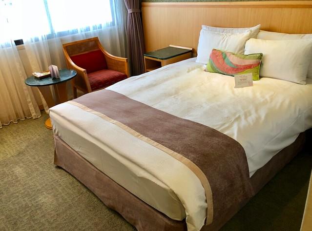 シャトーデシン 花蓮 ベッド