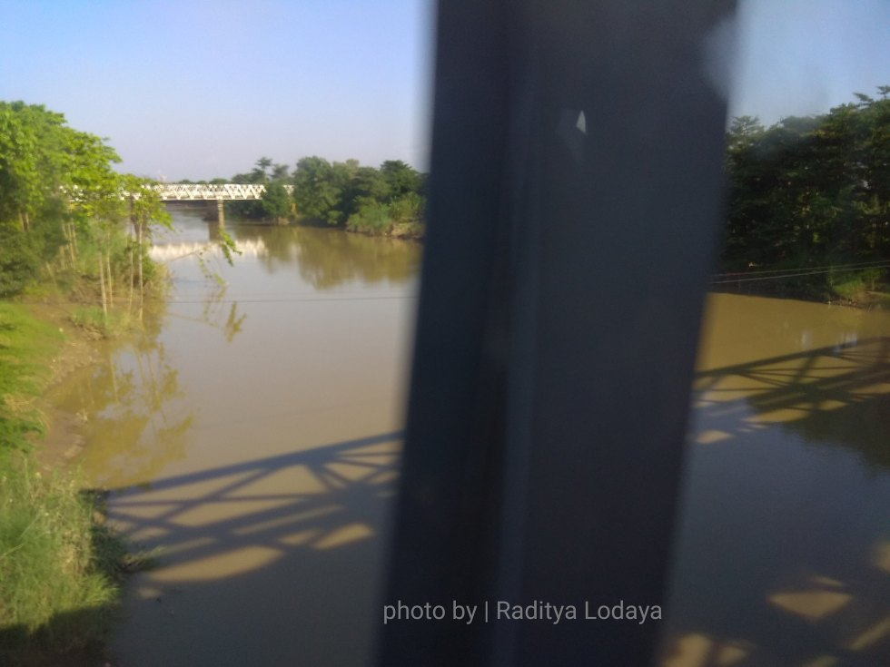 22 TRIP REPORT KERETA API JAYABAYA 1 (JAKARTA-CIREBON) -- SUNGAI CIMANUK