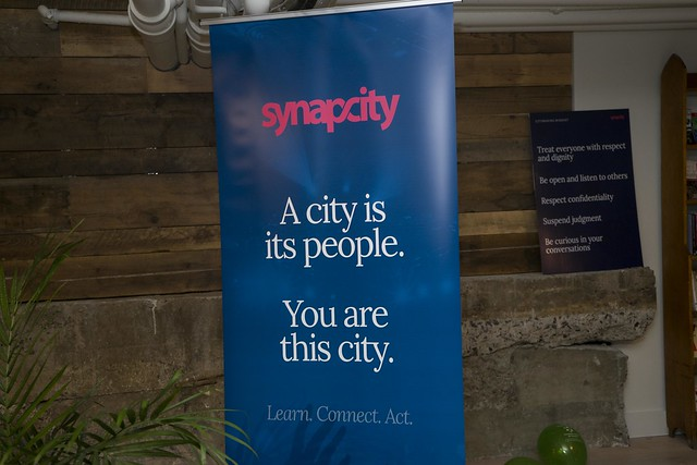 Synapcity Community Impact Report Launch Party