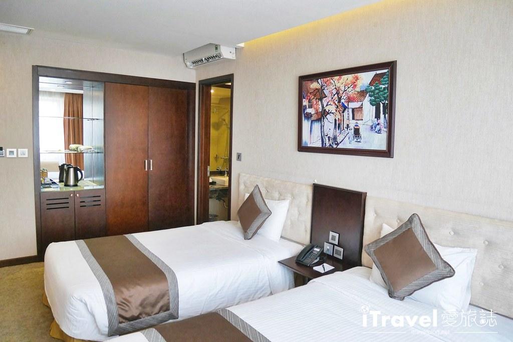 越南孟清河內中心酒店 (19)