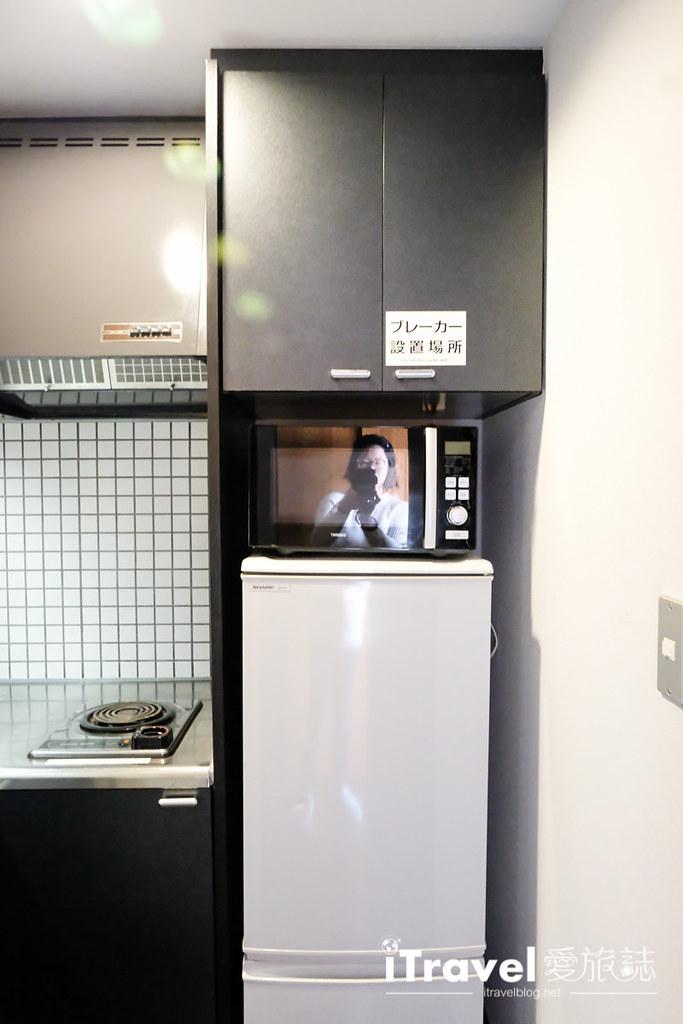 福岡飯店推薦 The Residential Suites Fukuoka (32)