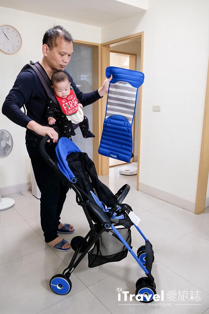 輕量型嬰兒車推薦 Combi F2 Plus (14)