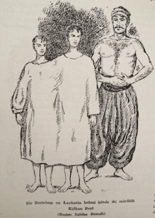 Layhar'ın çocukları