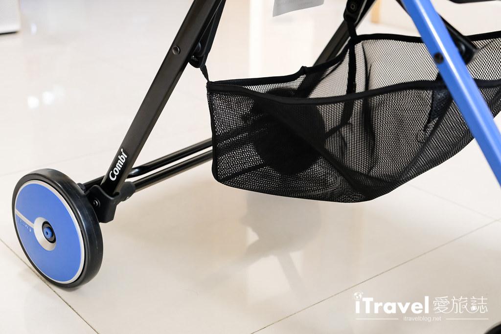 輕量型嬰兒車推薦 Combi F2 Plus (24)