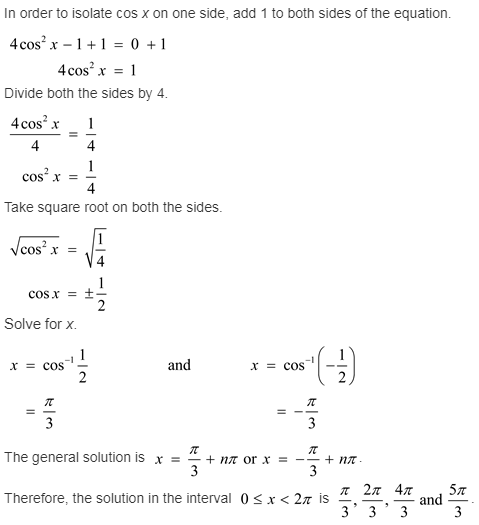larson-algebra-2-solutions-chapter-14-trigonometric-graphs-identities-equations-exercise-14-4-21e