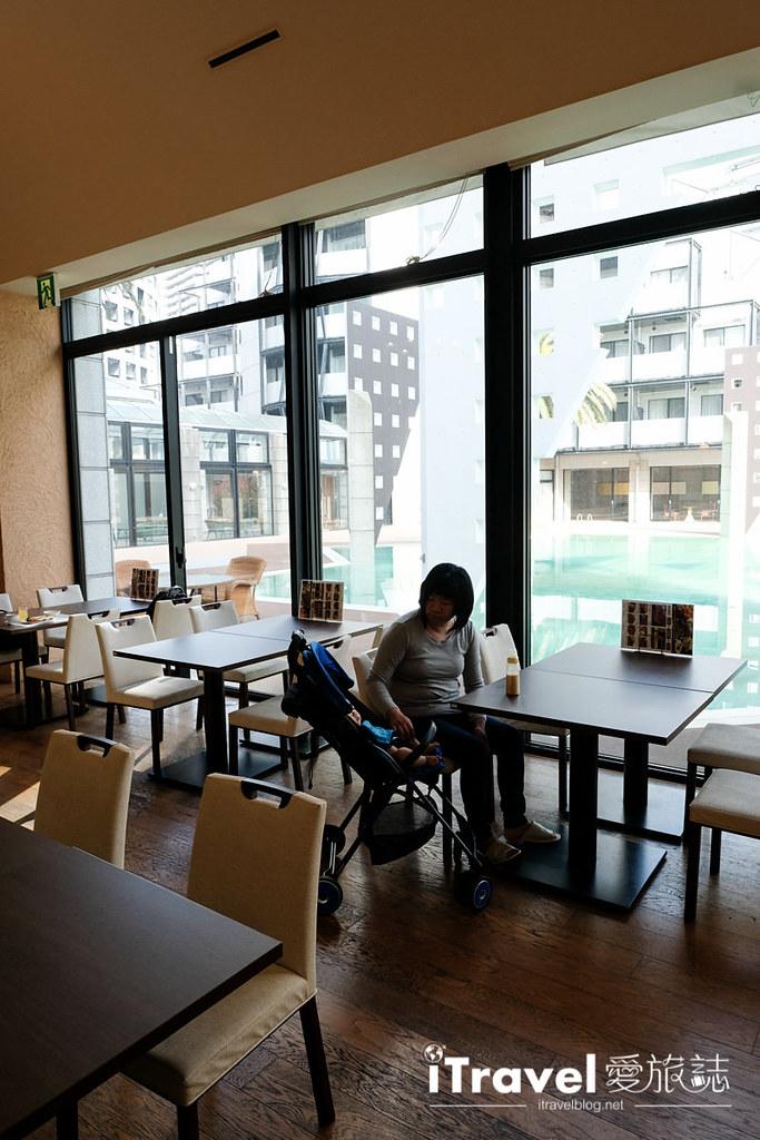 福岡飯店推薦 The Residential Suites Fukuoka (48)
