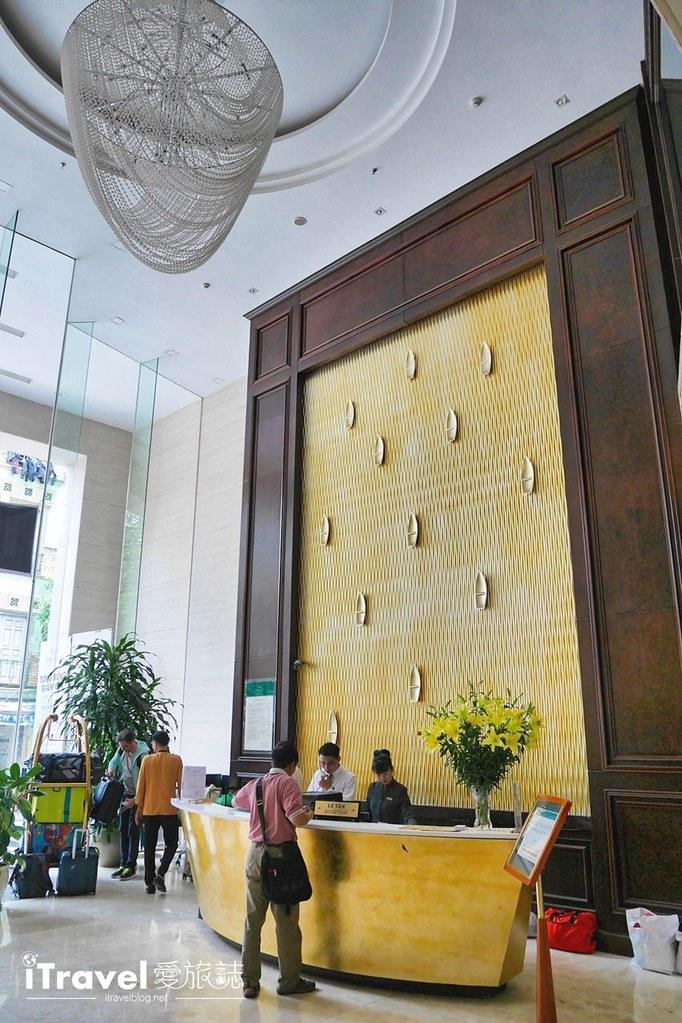 越南孟清河內中心酒店 (8)