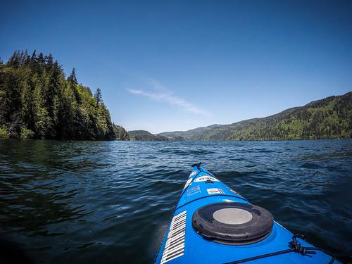 Lake Whatcom Paddling-25