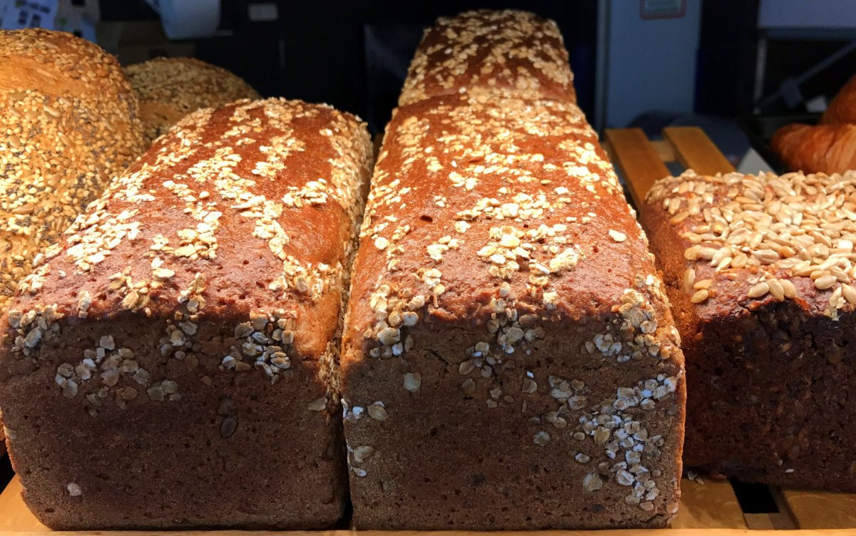 Often seeds are used as toppings on German bread