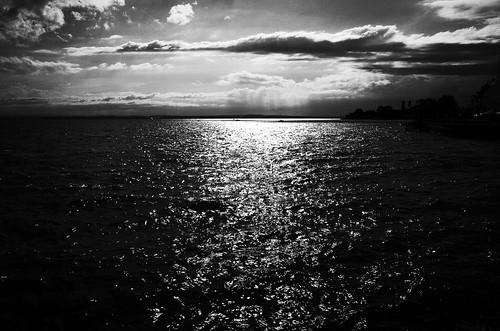 Blackwater ahead