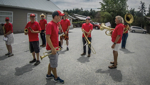 Samish Island Marching Band-002