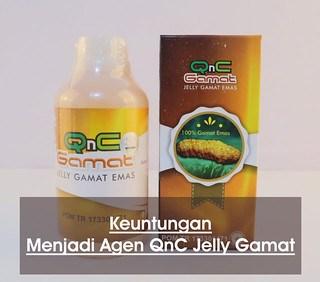 Keuntungan Menjadi Agen QnC Jelly Gamat