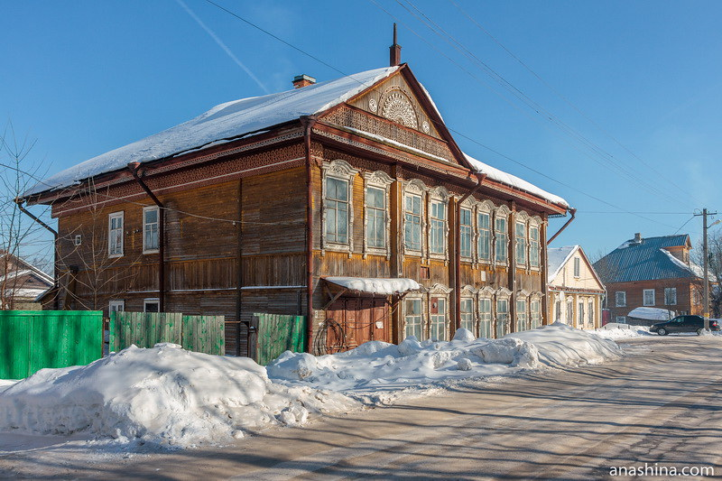 Дом Собенникова, Солигалич
