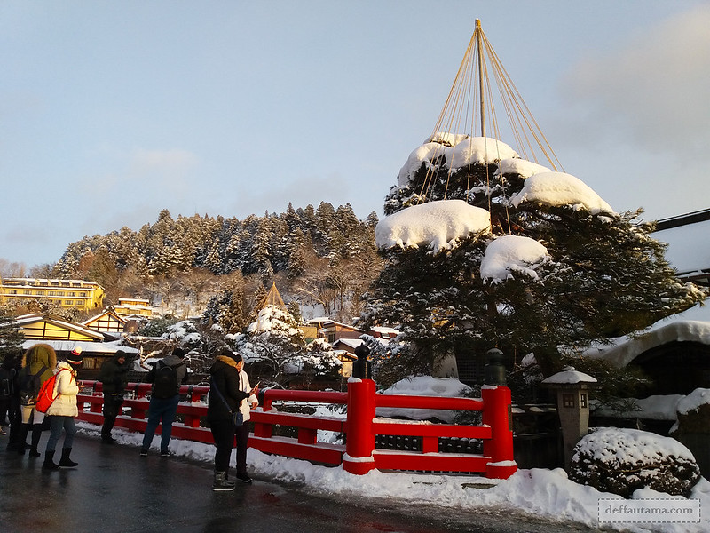 Babymoon ke Jepang - Nakabashi Bridge
