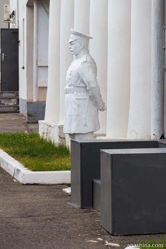 Памятник, Музей Москвы