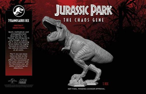 Faction Figure Reveals - Trex